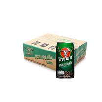 คาราบาว เอสเพรสโซ่ กาแฟกระป๋องพร้อมดื่ม 180 มล. x 30 กระป๋อง (ยกลัง)