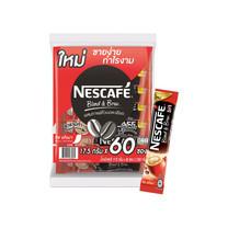 NESCAFE 3 in 1 กาแฟผงสำเร็จรูปแบบซอง 60 ซอง x 17.5 กรัม