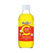 ดับเบิ้ลซี เครื่องดื่มวิตามินซี เสารสและส้ม 160 มล.