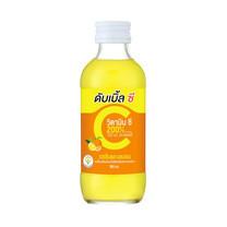 ดับเบิ้ลซี เครื่องดื่มวิตามินซี รสส้มและเลมอน 160 มล.