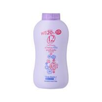 TWELVE PLUS Perfumed Refreshing Cooling Powder แป้งเย็น 50 กรัม