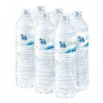 สิงห์ น้ำดื่ม 1500 มล. x 6 ขวด (ยกแพ็ค)