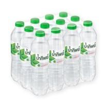 น้ำทิพย์ น้ำดื่ม ขนาด 550 มล. x 12 ขวด (ยกแพ็ค)