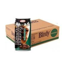 เบอร์ดี้ 3 อิน 1 เอสเปรสโซ่ กาแฟปรุงสำเร็จ 180 มล. x 30 กระป๋อง (ยกลัง)
