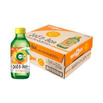 WOODY C+ LOCK เครื่องดื่มวิตามินซี รสส้ม 140 มล. x 10 ขวด (ยกแพ็ค)