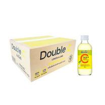 ดับเบิ้ลซี เครื่องดื่มวิตามินซี รสเลมอนและมะนาว 160 มล. x 30 ขวด (ยกแพ็ค)