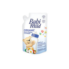 BABI MILD Utensil Cleanser ผลิตภัณฑ์ล้างขวดนมเด็ก 600 มล.