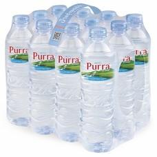เพอร์ร่า น้ำแร่ธรรมชาติ 600 มล. x 12 ขวด (ยกแพ็ค)