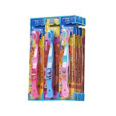 WIN KIDS เซ็ตแปรงสีฟันสำหรับเด็ก 12 ด้าม x 1 เซ็ต