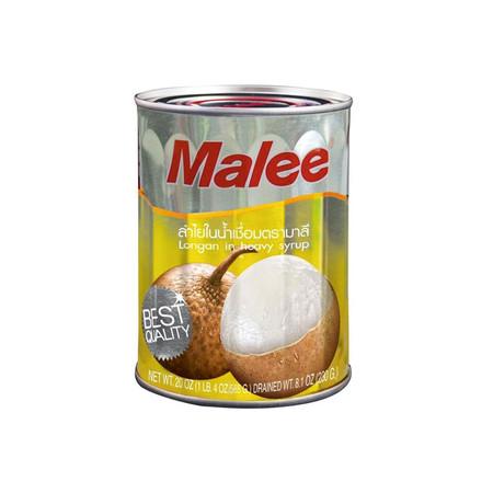 มาลี ผลไม้กระป๋องในน้ำเชื่อม 565 กรัม