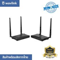 Wavlink HDMI รุ่น Pro AV 1500M Wireless HDMI Transmitter and Receiver /Wireless HDMI Extender (2 pcs per set)