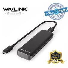Wavlink Intel-Certified Thunderbolt 3 NVMe Storage Enclosure