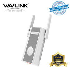 Wavlink AC1200 Dual Band Wi-Fi Range Extender with 10/100Mbps Ethernet LAN port WL-WN575A4