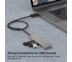 Wavlink UHP3407 Aluminum USB C HUB with Power Delivery and HDMI Port