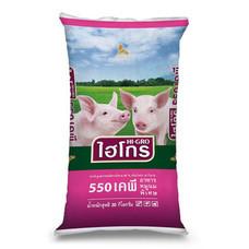 อาหารหมู 550เคพี 30 กก.