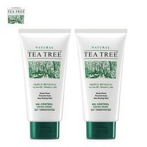 Tea Tree ที ทรี โฟมล้างหน้า ออยล์ คอนโทรล เฟเชียล โฟม ขนาด 4.8 ออนซ์ 2 หลอด
