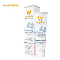 All Natural Whitening Toothpaste