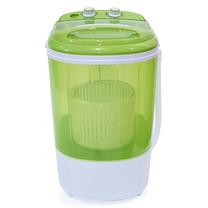 เครื่องซักผ้าขนาดเล็ก JYE สีเขียว