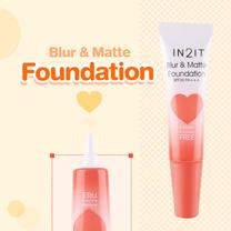 IN2IT Blur & Matte Foundation BFQ