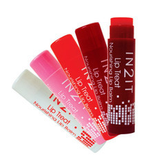IN2IT Lip Treat SPF20 PA++ with DPHP LT01-04 (Set 4 ชิ้น)