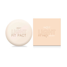 In2it Light Fit Pact 2-way Powder SPF25 PA+++