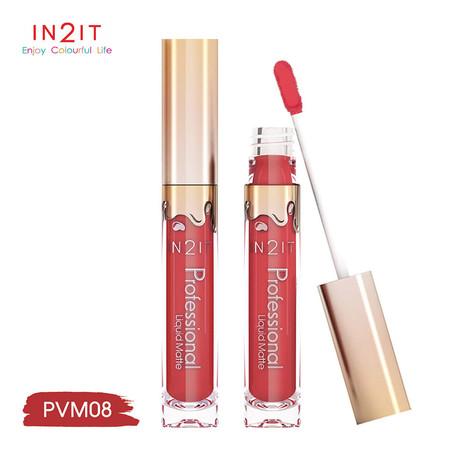 IN2IT Professional Liquid Matte PVM08 - Passionate