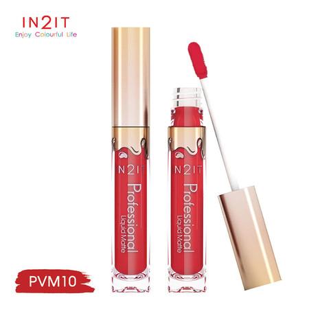 IN2IT Professional Liquid Matte PVM10 - Gorgeous