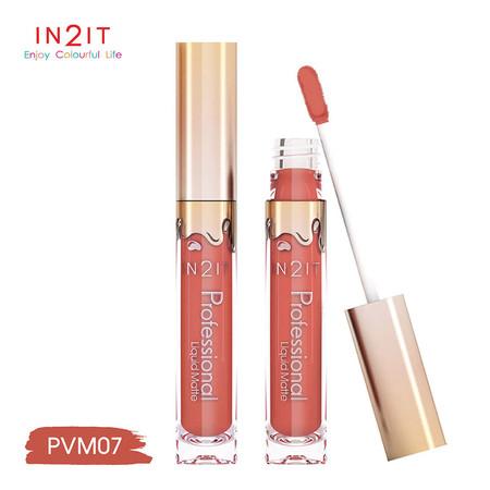 IN2IT Professional Liquid Matte PVM07 - Sincere