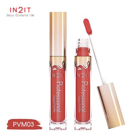 IN2IT Professional Liquid Matte PVM03 - Liberal