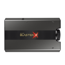 External USB Soundcard Creative Sound BlasterX G6