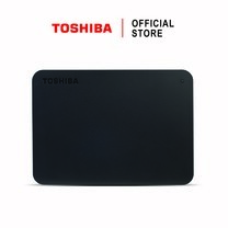 Toshiba External Harddrive (1TB) รุ่น Canvio Basics A3 External HDD Black 1TB USB3.0