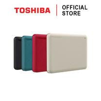 Toshiba External Harddrive (1TB) รุ่น Canvio V10 External HDD 1TB USB3.2 New!