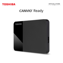 Toshiba External Harddrive (1TB) รุ่น Canvio Ready External HDD 1TB USB3.2