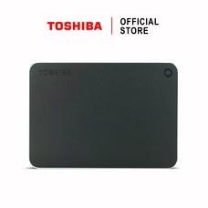 Toshiba External Harddrive (2TB) รุ่น Canvio PremiumP2 External HDD 2TB Dark Grey USB3.0