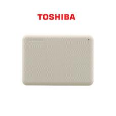 Toshiba External Harddrive (1TB) สีขาว รุ่น Canvio V10 External HDD 1TB USB3.2 New!