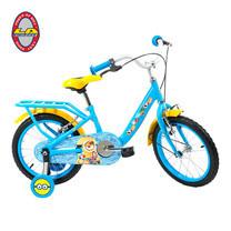 """จักรยานเด็ก MINIONS 16"""" สำหรับเด็กหญิง สีน้ำเงิน"""