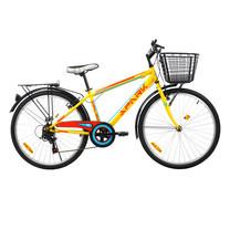"""LA Bicycle จักรยานแม่บ้าน รุ่น SPARK 26"""" 6sp"""