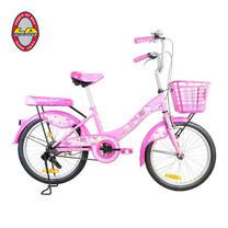 """จักรยานเด็ก 20"""" HELLO KITTY รุ่น PINK FLOWER"""