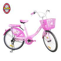 จักรยานเด็ก 24 HELLO KITTY รุ่น SNACK TIME