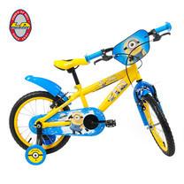 จักรยานเด็ก MINIONS 16 สำหรับผู้ชาย สีเหลือง