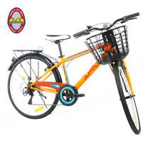 """จักรยานแม่บ้าน 26"""" รุ่น SPARK 6 SPEED"""