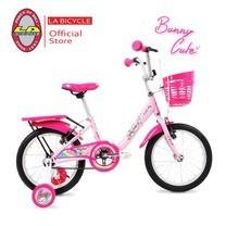 "LA Bicycle จักรยานเด็ก รุ่น BUNNY CUTE 16"""