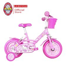 LA Bicycle จักรยานเด็ก HELLO KITTY 12