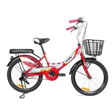LA Bicycle จักรยานแม่บ้าน รุ่น CITY ล้อเหล็ก 20