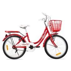 LA Bicycle จักรยานเด็ก รุ่น FLORA 20