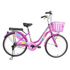 LA Bicycle จักรยานแม่บ้าน  รุ่น DAWN CITY  2.0 24 นิ้ว