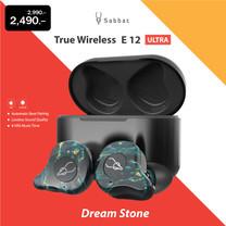 Sabbat E12Ultra หูฟังบลูทูธไร้สายแบบแนบหู Bluetooth 5.0/ กันน้ำ/. HIFI