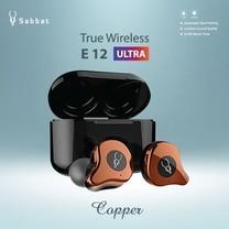 หูฟัง True Wireless Sabbat E12 Ultra - Copper (รับประกันสินค้า 1 ปี 6 เดือน)
