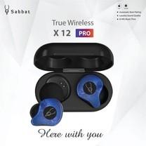 หูฟัง True Wireless Sabbat X12 Pro - Here with you (รับประกันสินค้า 1 ปี 6 เดือน)