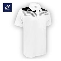 EGO SPORT EG6107 เสื้อโปโลชาย สีขาว/ดำ